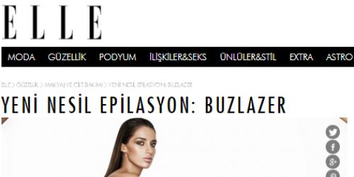 ELLE Buz Lazer